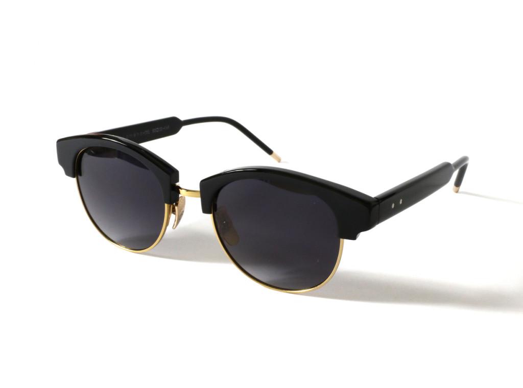 Kameha Black Frame KMH01B Vintage Sunglasses