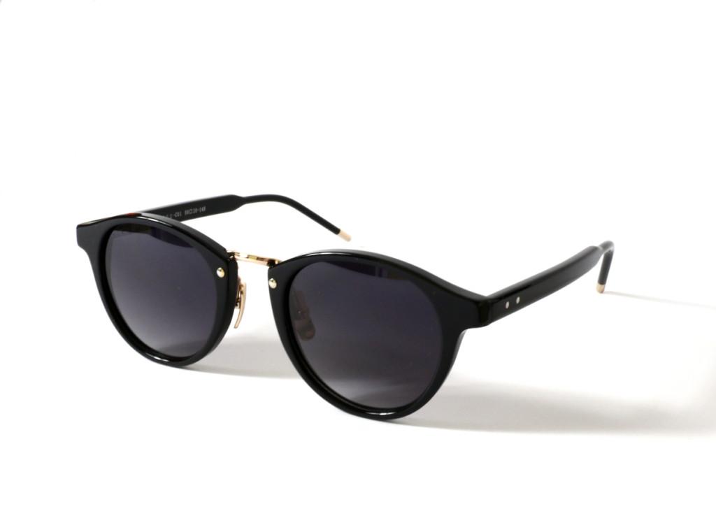 Katana Black Frame KA01B Vintage Sunglasses