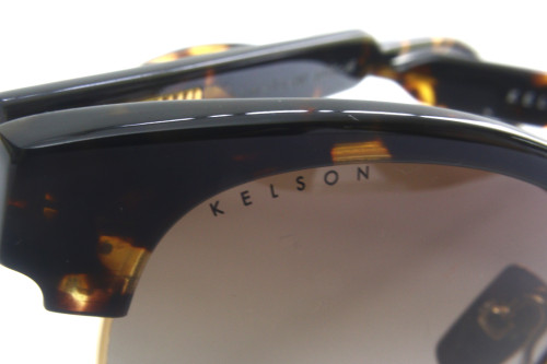 Kameha Tortoise Frame KMH02B Vintage Sunglasses