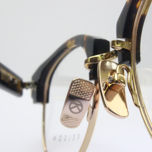 f558c858c45 Kameha Tortoise Frame KMH02 Vintage Eyewear Frames - Kelson Design ...