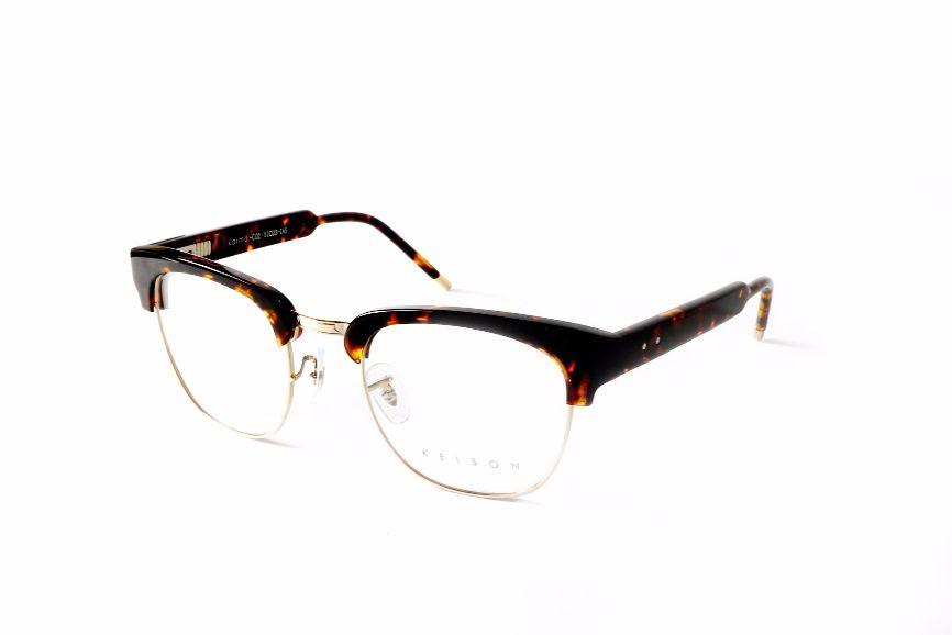 Karma Dark Tortoise Frame KR02 Vintage Eyewear Frame