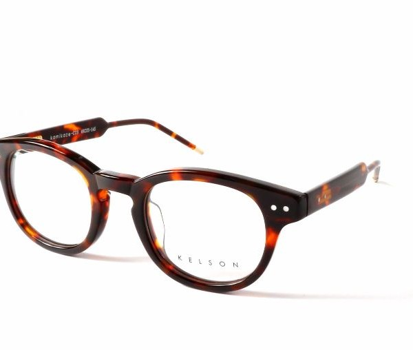 a85697cea31 Kamikaze Dark Tortoise Frame KK02 Vintage Eyewear Frame - Kelson ...