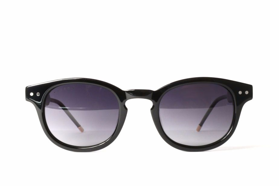 Kamikaze Black Frame KK01B Vintage Sunglasses