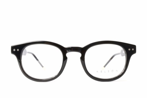 Kamikaze Black Frame KK01 Vintage Eyewear Frame