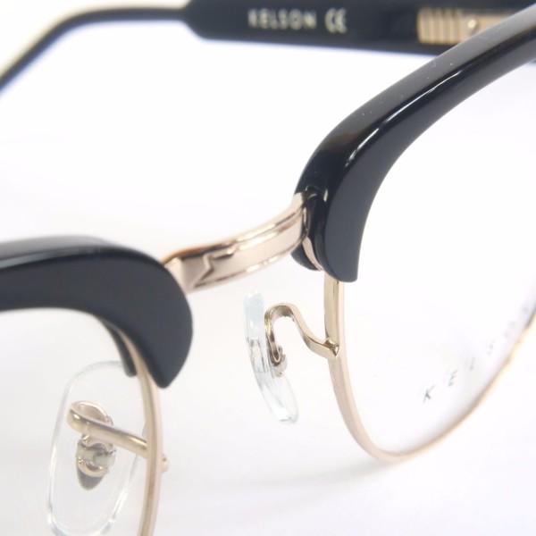 a1dcfea916b Karma Black Frame KR01 Vintage Eyewear Frame - Kelson Design - A ...