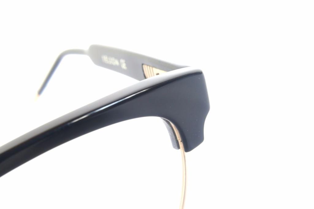 Karma Black Frame KR01 Vintage Eyewear Frame
