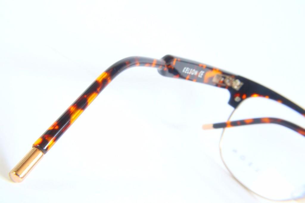 27e1c0c2dbb Karma Dark Tortoise Frame KR02 Vintage Eyewear Frame - Kelson Design ...