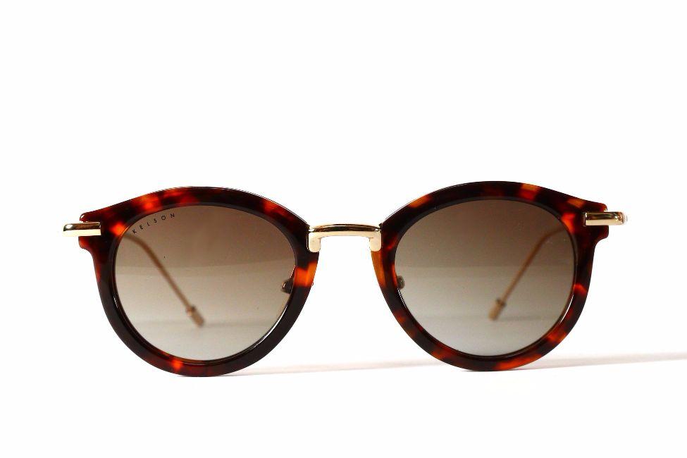 Kanji Tortoise Frame KJ02B Vintage Sunglasses