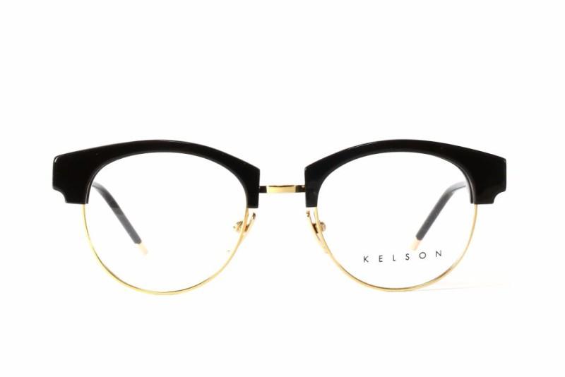 Kameha Black Frame KMH01 Vintage Eyewear Frames
